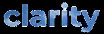 logotipo di clarity